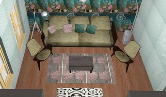 Eclectic livingroom 2018