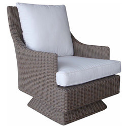 Tropical Outdoor Lounge Chairs by Pot Racks Plus