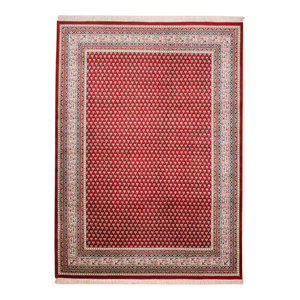 Abbas Meraj Mir Rug, Red, 90x160 cm
