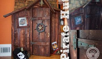 Pirate Hideaway Hut - Indoor Closet Clubhouse