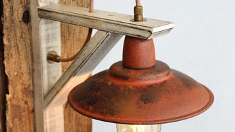 old country shed light