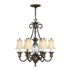 Hinkley Plantation Seven Light Foyer Pendant 4886PZ