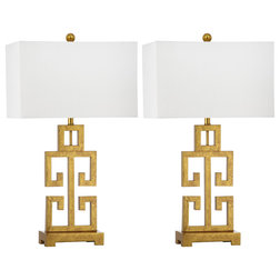Contemporary Lamp Sets by HedgeApple