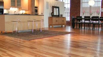 Hardwood-Laminate Flooring