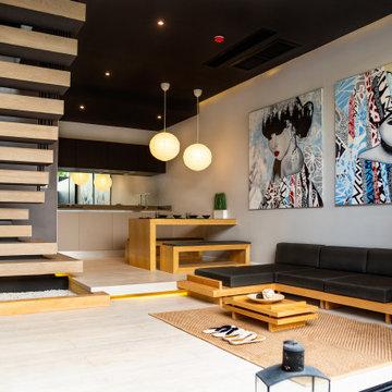 Family Loft at Villoft Zen Living