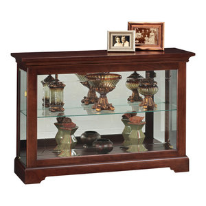 Howard Miller Andreus Curio - Traditional - China Cabinets ...
