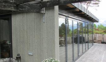 Trädgårdsstuga, Ålesund, Norge