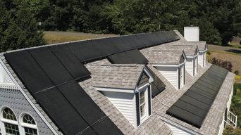 Full Solar Panel system install