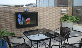 "43"" outdoor tv enclosure"