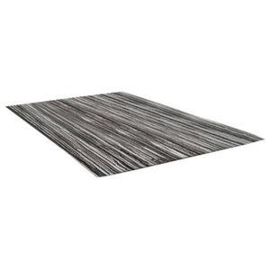 Atlantic Ocean 8630 Rug, Grey Stripe, 200x280 cm