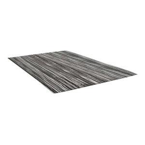 Atlantic Ocean 8630 Rug, Grey Stripe, 140x200 cm