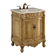 vanity cabinet antique beige 27 bathroom vanities and sink