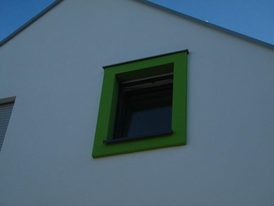 Neubau eines Einfamilienhauses mit Aussicht