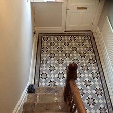 Blenheim 3-colour - Victorian - Hallway & Landing - Other