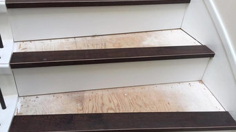 Stairs Remodeling   Project #1