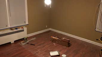After Flooring And Paint