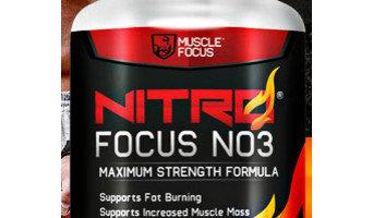 Nitro Focus No3 Receive free trial offer