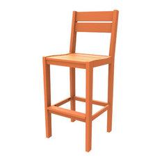 Cafe Fusion Bar Chair, Citrus