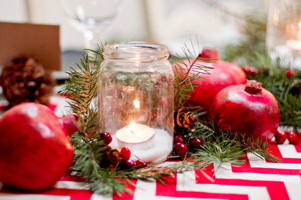 eclectic by rikki snyder - Simplify Christmas Decorating