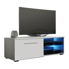 Moon Modern 41-inch-82-inch Tv Stand