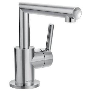 Bravat Chrome Faucet Contemporary Design - Contemporary - Bathroom