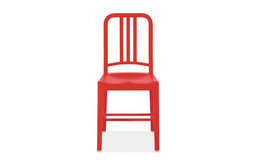 Navy 111 Chair In Red