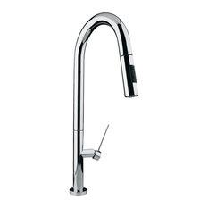 Archer Sink Faucet, Chrome