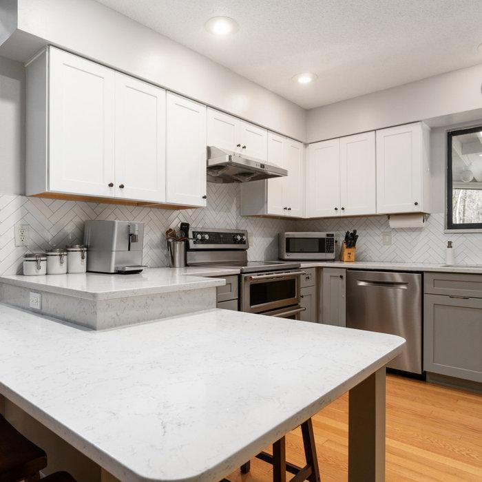 Kitchen Remodel - Forest Ridge - Gainesville, FL