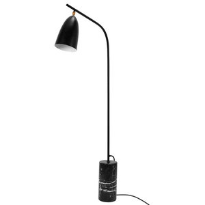 Mel Floor Lamp, Black