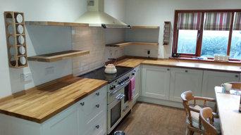 Large Scale Kitchen Refurbishment