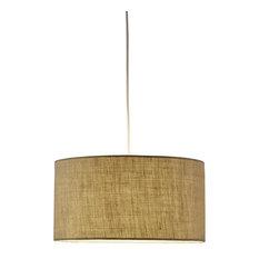 plug in pendant lighting. brilliant pendant adesso  harvest drum pendant burlap pendant lighting throughout plug in p