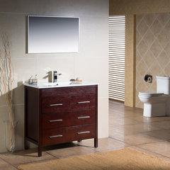 Elegant Modern Bathroom Vanities More Info