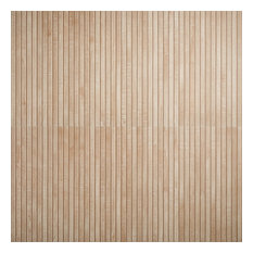 Montgomery Ribbon 24 in. x 48 in. Matte Porcelain Floor and Wall Tile, Maple