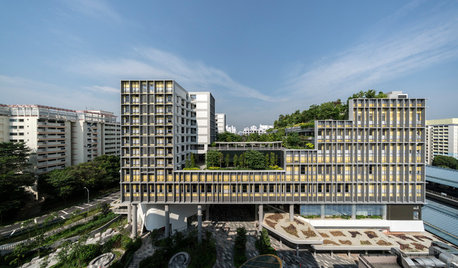 World Architecture Festival: Kampung Admiralty Wins Top Prize