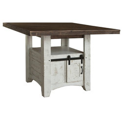 Farmhouse Dining Tables by Crafters and Weavers