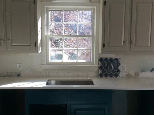 Kitchen Lighting Above Sink