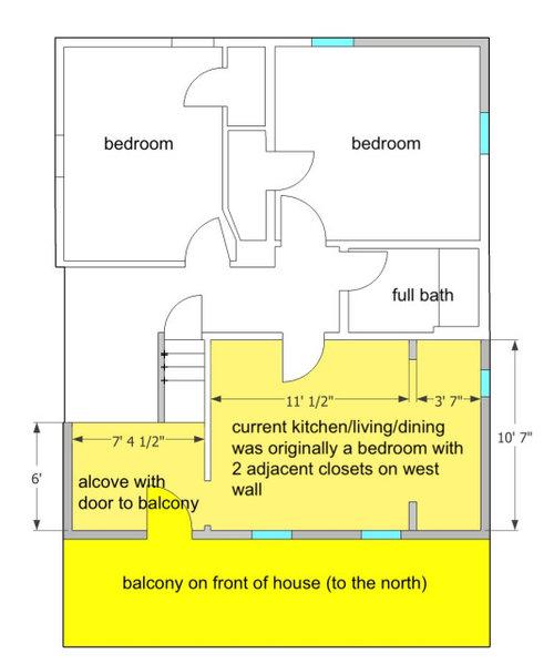 Please help with master suite floor plan