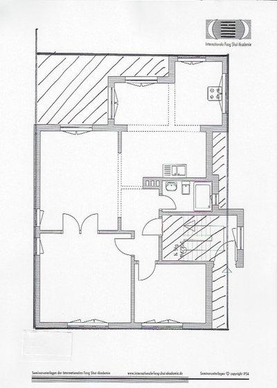 feng shui unter der lupe die gestaltung von eingang t r und diele. Black Bedroom Furniture Sets. Home Design Ideas