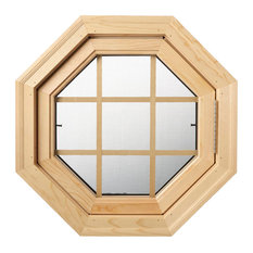 Large Cabin Breeze, 24x24 Venting Window, Low-E Ig, Right Hand