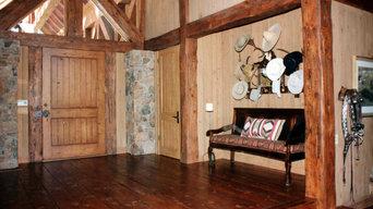 Floors, Beams, Interior Doors, Entry Doors
