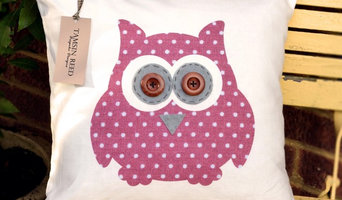 Owls of Hoot- Pink Polka Dot