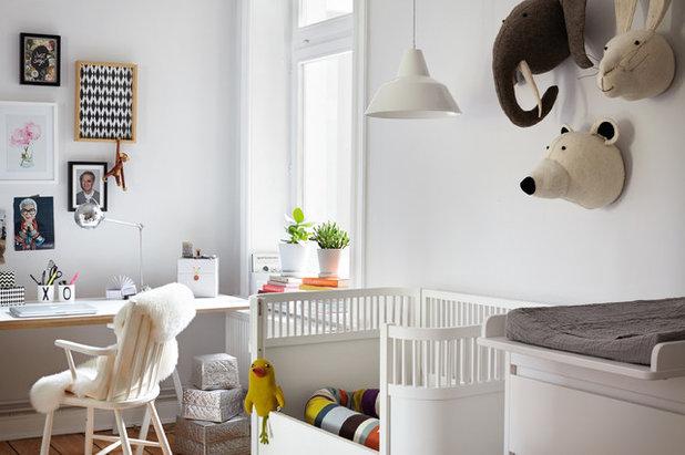Scandinavian Nursery by Callwey