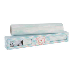 Baby Scented Drawer Liners, Blue, 16 Sheets