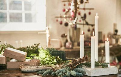 Dekoratørens 7 tricks: Få succes med naturlige juledekorationer