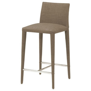 Sensational Moes Home Collection Eh 1046 Catina 33 Tall Stainless Steel Caraccident5 Cool Chair Designs And Ideas Caraccident5Info