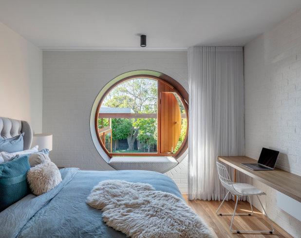 Ретро Спальня by CplusC Architectural Workshop