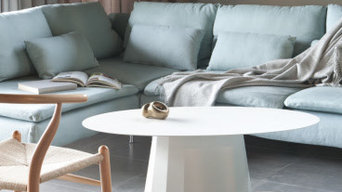 aménagement mobilier indoor
