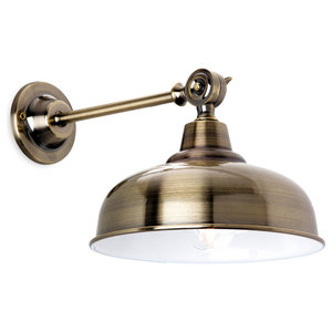 Preston Industrial Wall Light
