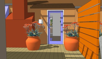Entry Urns with Aloes