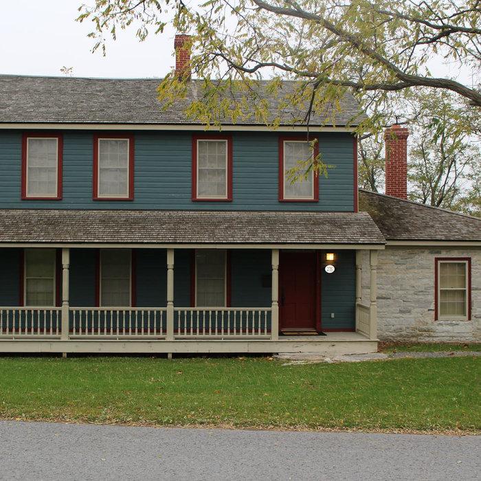 Barriefield  19th Century Home Restoration